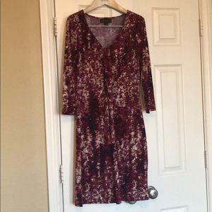 Dana Buchman Womens Dress, Size Small